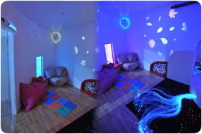 The Yard, Edinburgh, Sensory Room 7