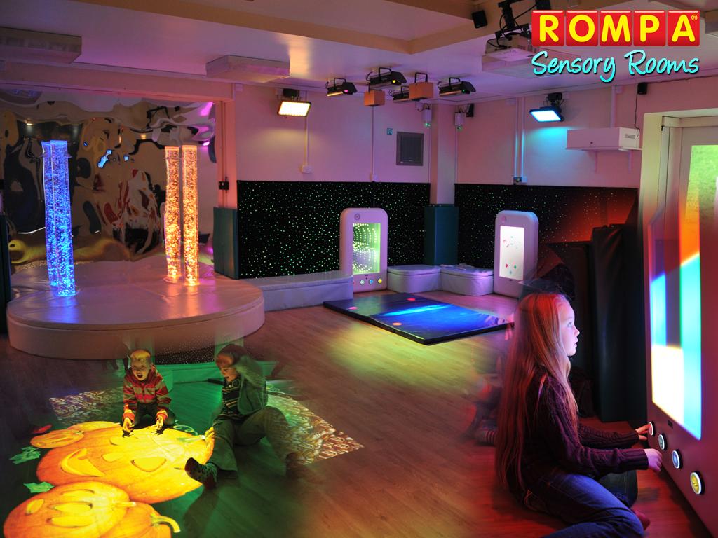 Sensory Room Wallpapers Snoezelen 174 Multi Sensory