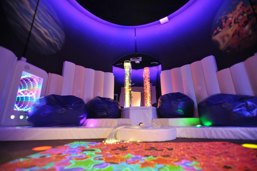 Westleigh Resource Centre Sensory Room Snoezelen 174 Multi Sensory
