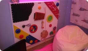 zachs-room Primary Sensory Room