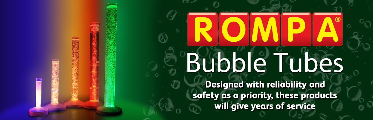 Rompa Bubble Tubes