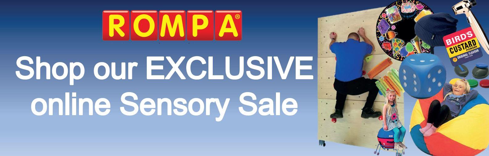 sensory sale