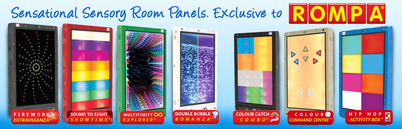 Sensory Room Panels